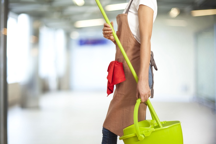 Limpieza fin de obra: Servicios de Abbey Facilities Services