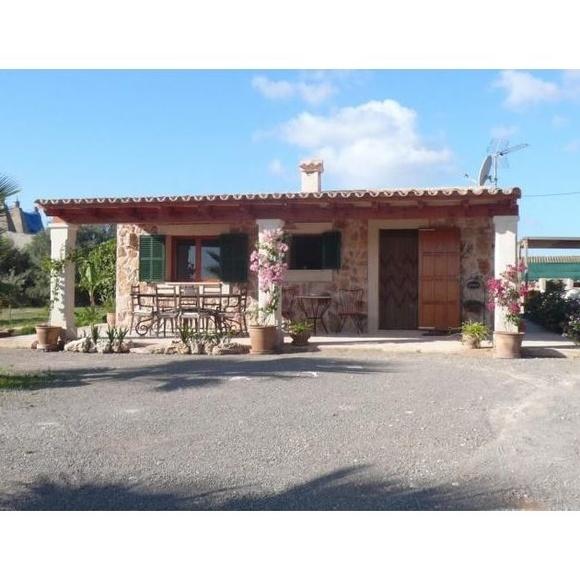 Casa rural Cala Santanyí. Chalet Turó. Ref. C103: Inmuebles de Inmobiliaria Cala Santanyí