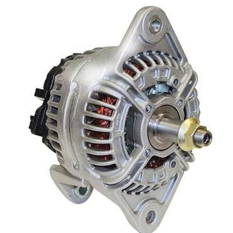 Alternador: Catálogo de Auto-Electricidad Maracena