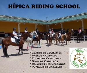 Hípica Riding School, El Burgo de Ebro, Zaragoza