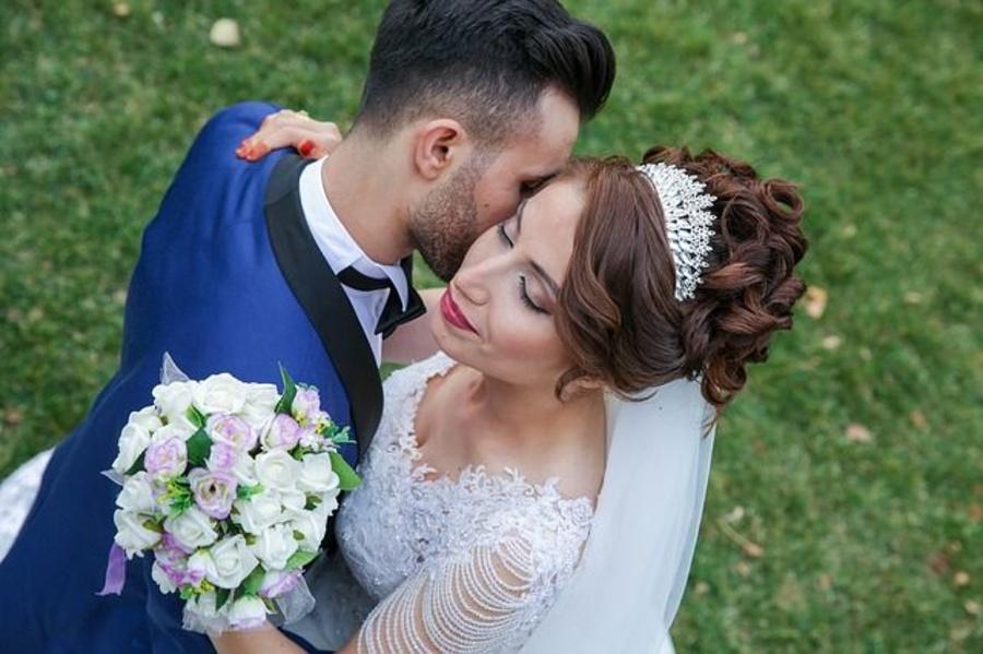 Complementos y adornos para recogidos de novia