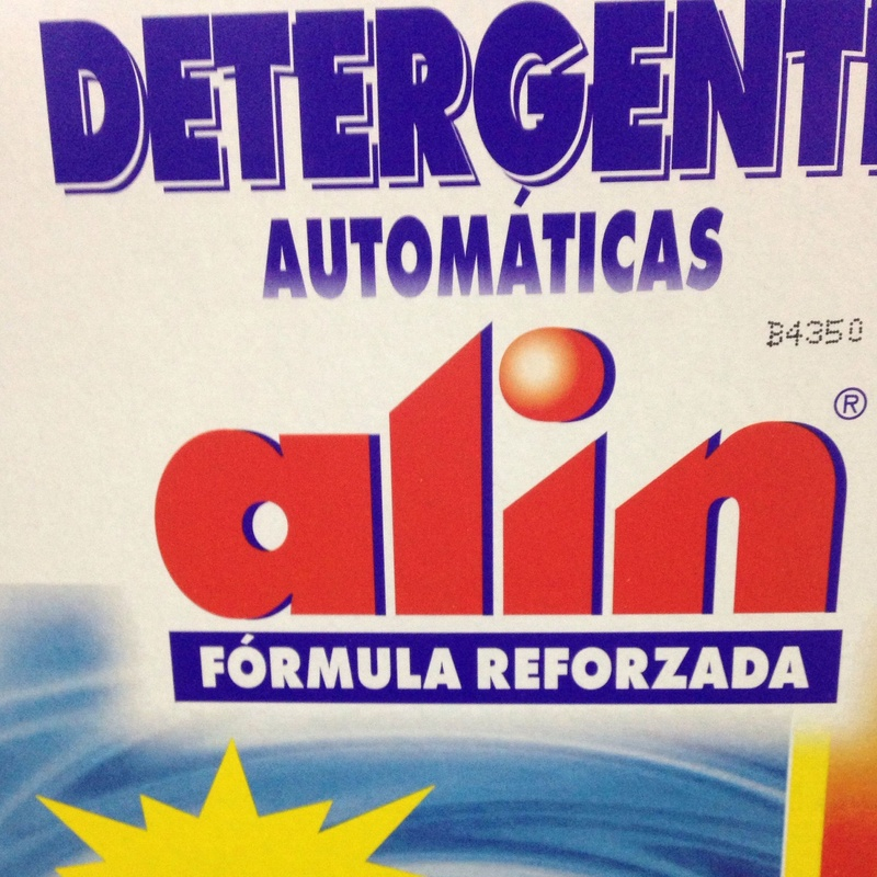 Detergente alin