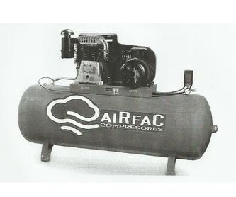 Latiguillos hidráulicos: Productos y servicios de Airfac