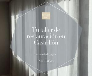 Restauración muebles Coruña | El Taller MG