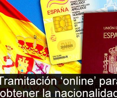 Tramitación de Nacionalidad Online