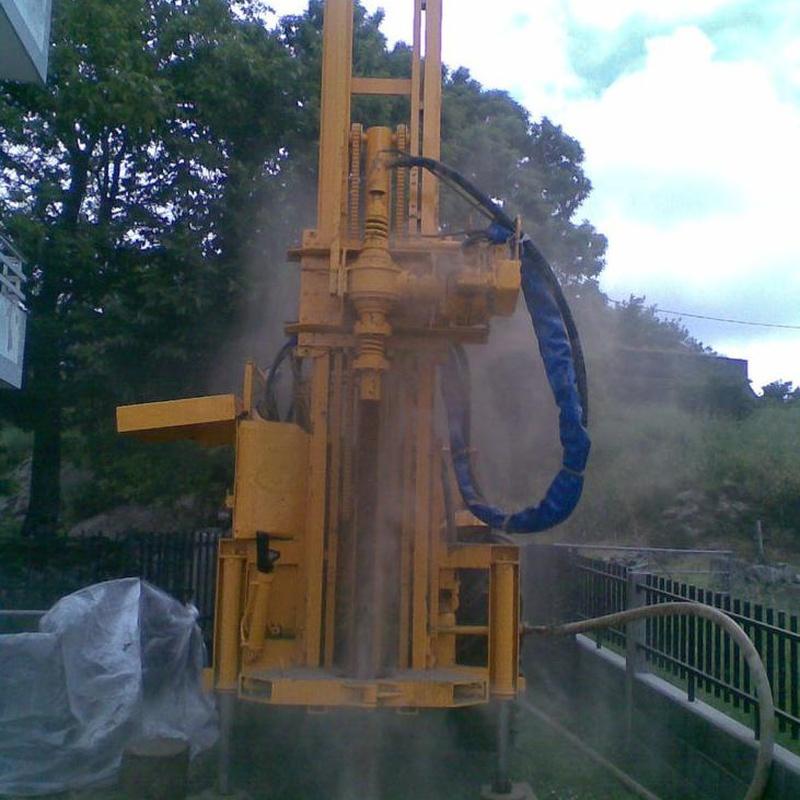 Perforaciones geotérmicas Asturias
