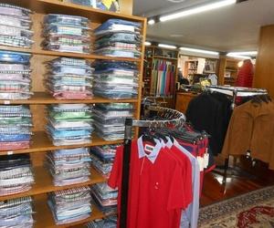 Tienda de ropa de hombre en Asturias