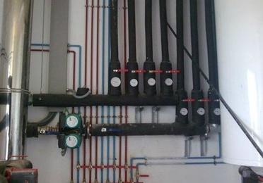 Instalación de gases especiales para laboratorios