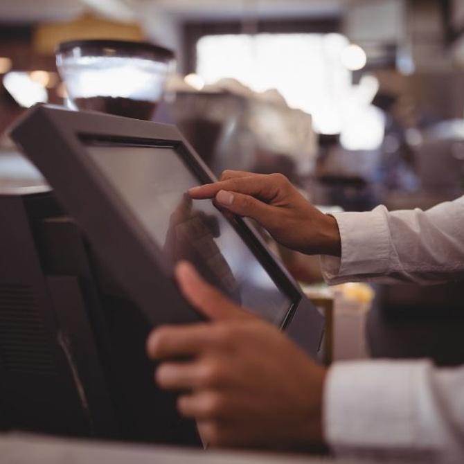 Razones por las que contar con un TPV táctil en tu negocio