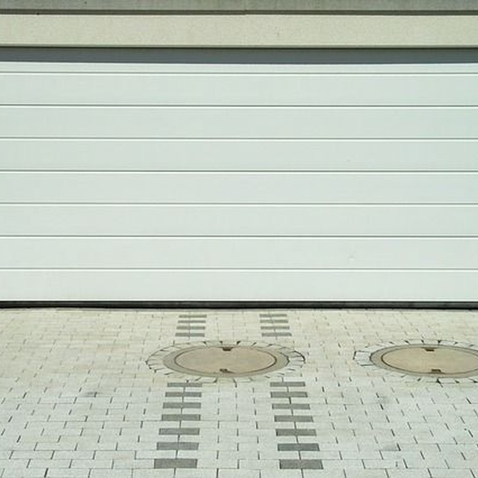 Algunas ventajas a la hora de contar con puertas seccionales en tu garaje