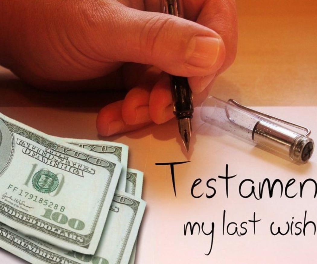 Casos en los que un testamento no es aceptado legalmente