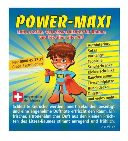 Power Maxi: Productos de LMM - MALLORCA