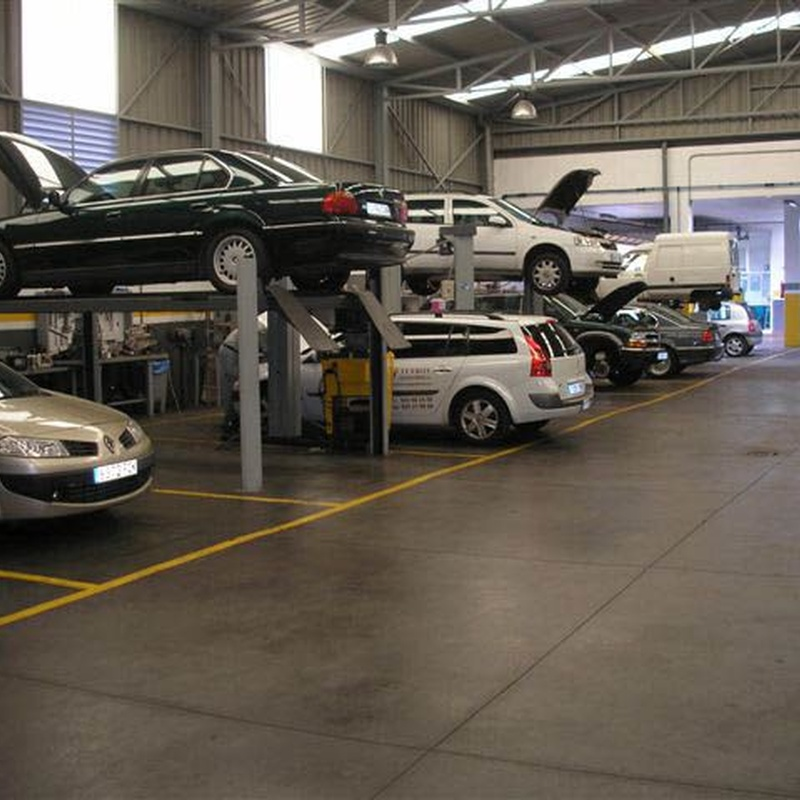 Chapa y pintura: Servicios de Auto Talleres Kiko