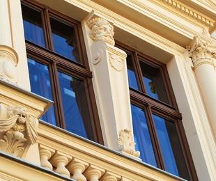 Limpieza de fachadas