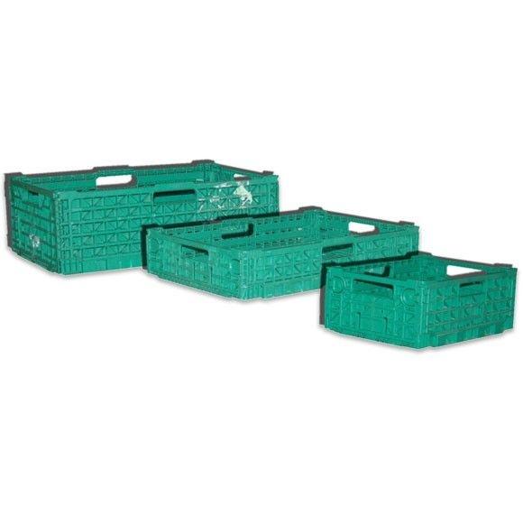Cajas de plástico plegable: Productos de Palets Ávila