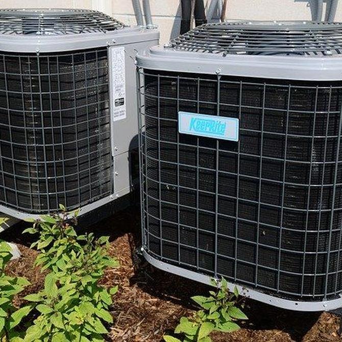 Conoce los tipos de aire acondicionado