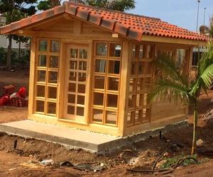 Cabaña de Jardín de Madera Tenerife Sur  Cortelima