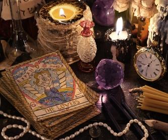 Lecturas de tarot: Servicios de Tarot Con Intuición