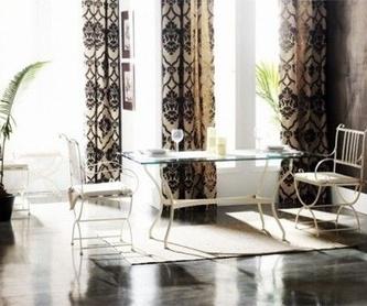 Mobiliario hostelería: Productos de Arteforja JMC