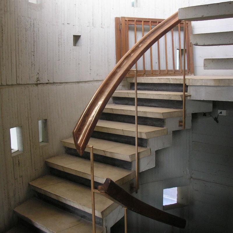 Mantenimiento de escaleras: Servicios de La Luna Azul