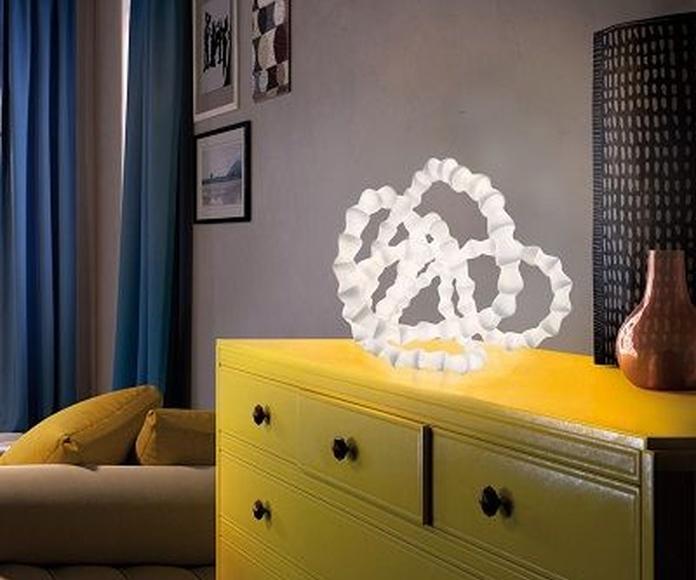 Lámparas de sobremesa: Productos de Tuluz Iluminación & Proyectos