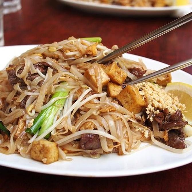 8 comidas asiáticas que no te puedes perder