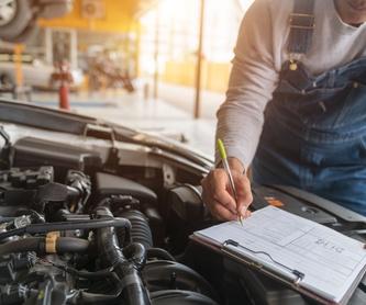 Recarga de aire acondicionado: Servicios de Auto Tormes