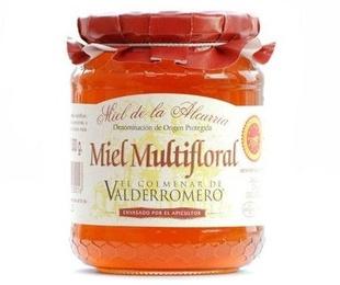 """Miel multifloral """"El Colmenar de Valderromero"""" 500 g"""