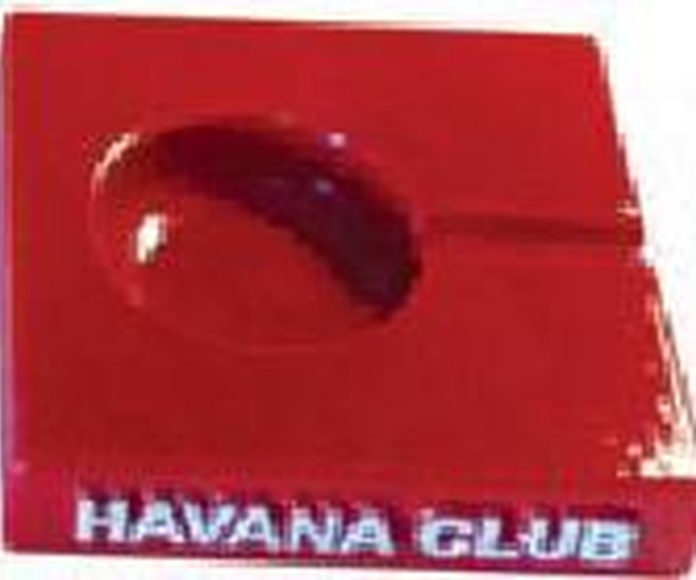 CENICERO HAVANA CLUB SOLITO