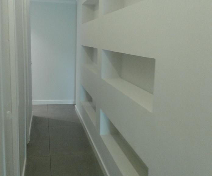 Escayola: Servicios de Construcciones Mira & Armero S.L