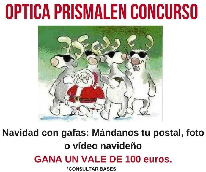 CONCURSO NAVIDAD CON GAFAS