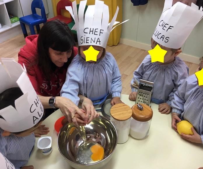 Hoy, somos cocineros