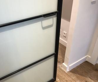 Puertas automáticas: Productos de Cristalerías Formas - León