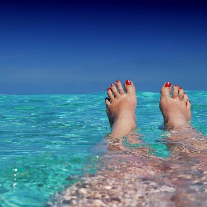 Cómo cuidar tus pies durante el verano