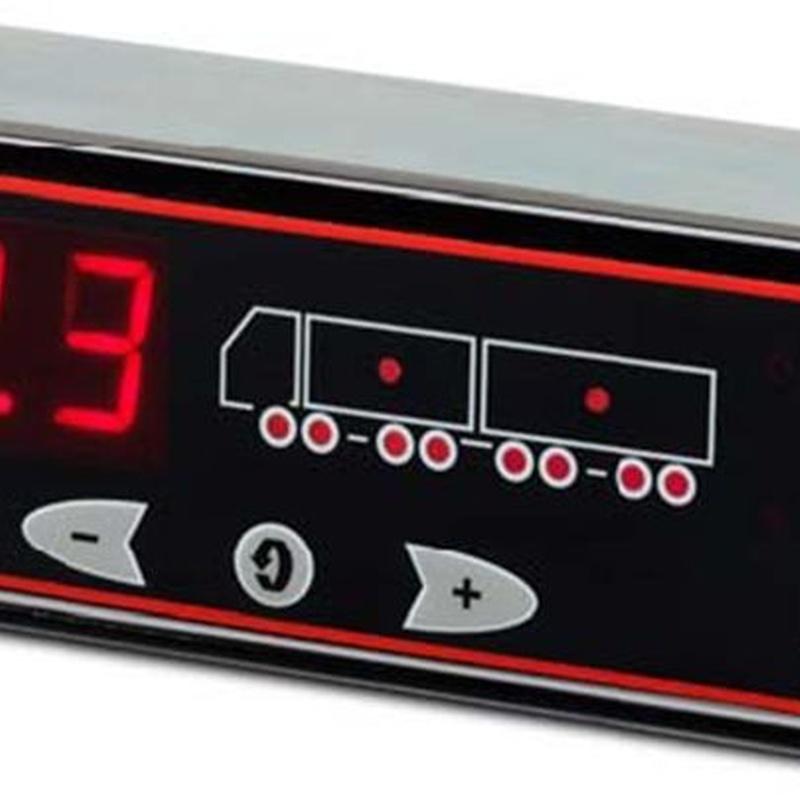 Bascula de pesaje Kimax: Catálogo de Auto-Electricidad Maracena