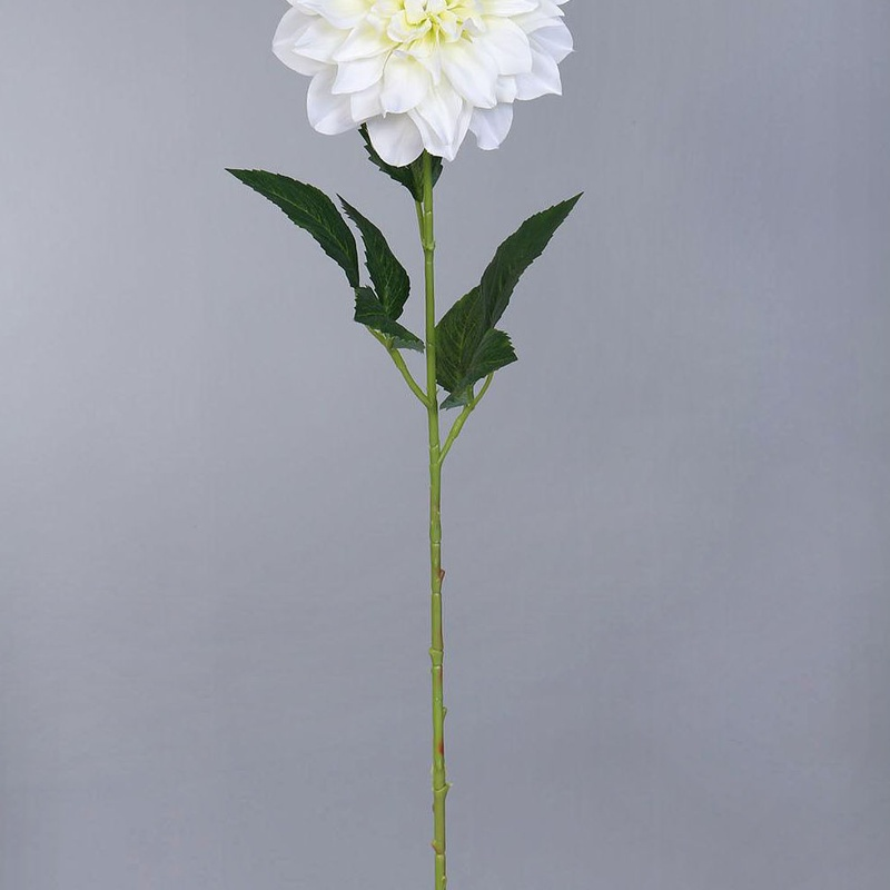 VARA DAHLIA (67 CM) COLOR:BLANCO  REF.: PS018063  PRECIO:1,80 €