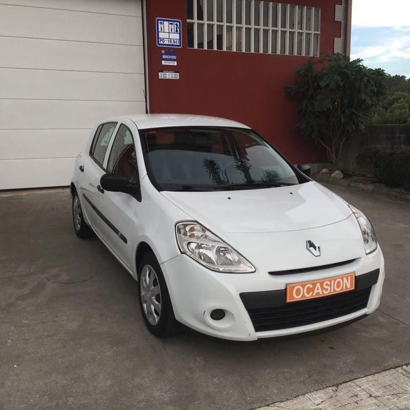 Renault Clio 1.5 DCI 75 Cv: Vehículos de ocasión de OCASIÓN A LAGOA