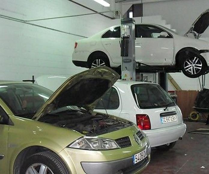 Mantenimiento y reparación integral: Servicios de TALLERES PEDRAZA
