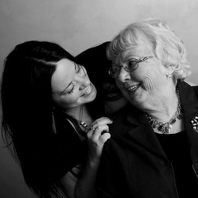 La comunicación con las personas mayores