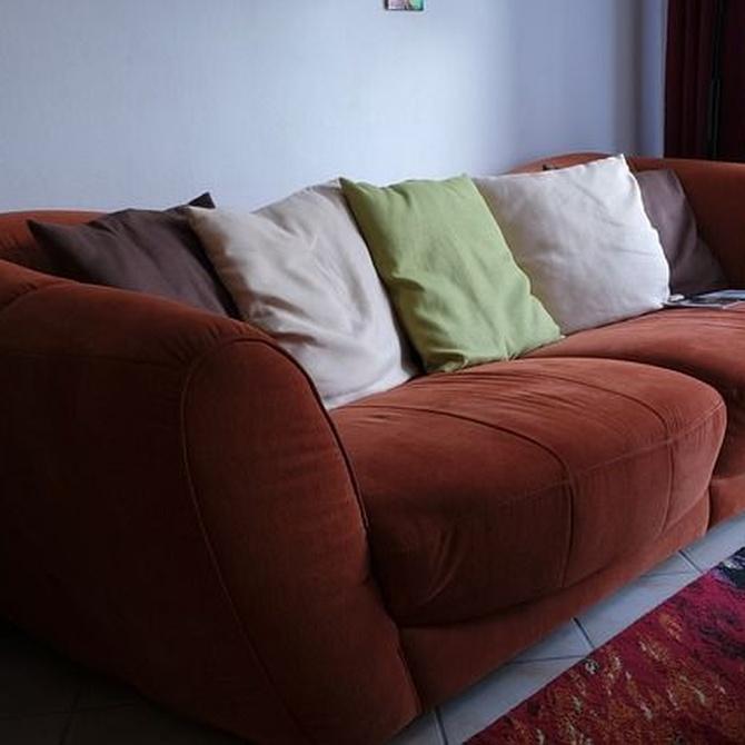Cómo elegir tu sofá de segunda mano