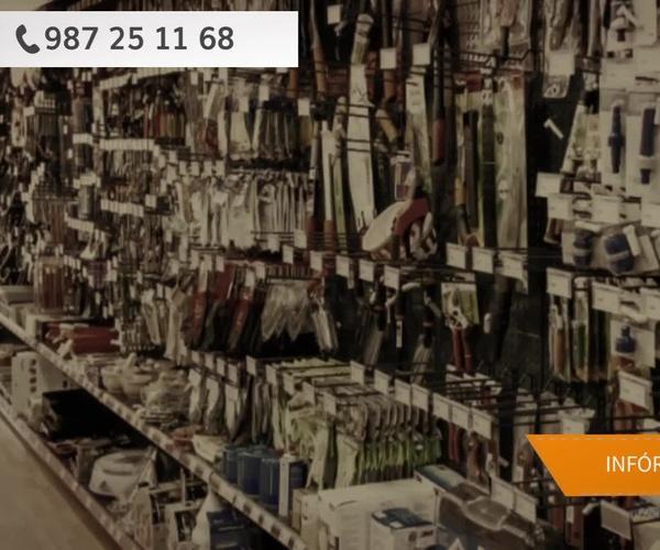 Productos de ferretería en León | Ferretería Hispano- Americana