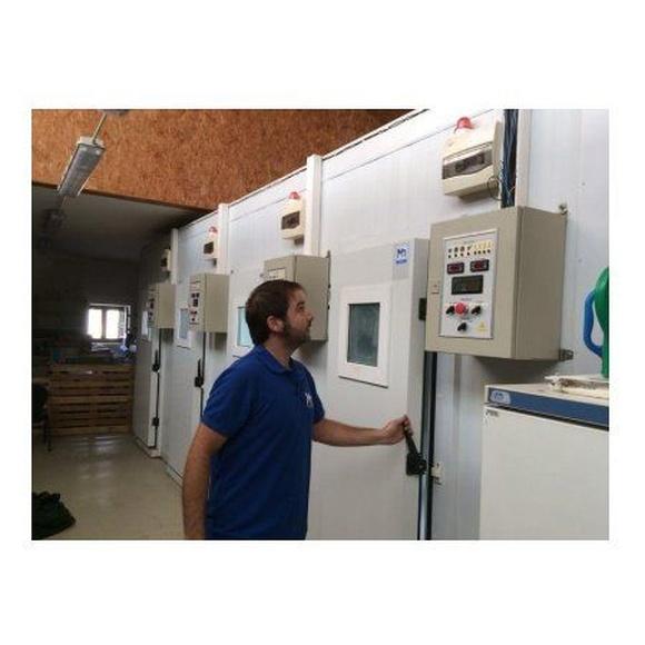 Instalación de cámaras frigoríficas: Productos y servicios de MH Refrigeración