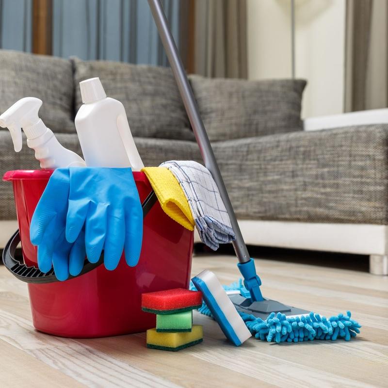 Limpieza fin de obra: Servicios de Selimca