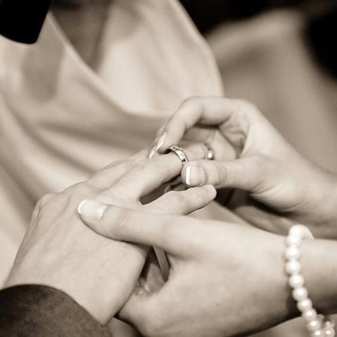 16 años, la nueva edad legal para poder casarse