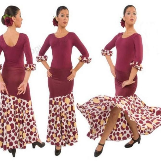 Tendencias de vestidos de flamenca en 2016