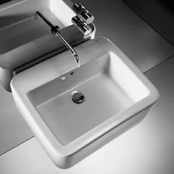 Lavabo porcelana Roca: Saneamientos de Saneamientos Cecilio Alonso - Polígono del Henares