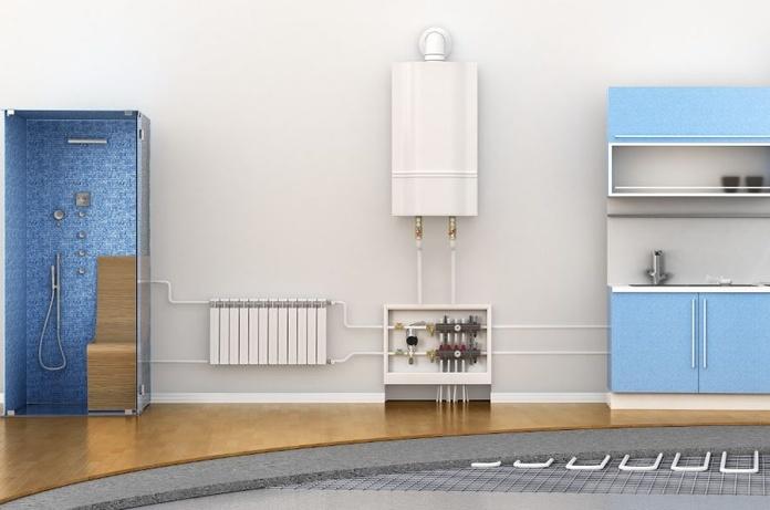 Calefacción y ACS: Servicios de Tecnove Reformas