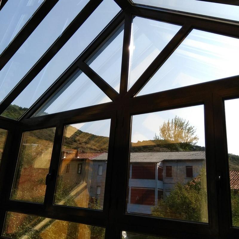 Lucernarios: Productos y servicios de Aluminios Tascón