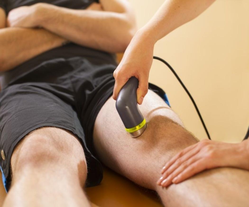 Las ondas de choque en fisioterapia