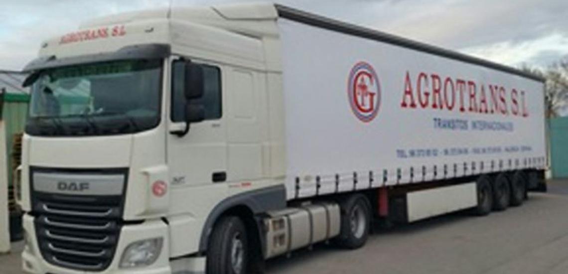 Empresa de transporte internacional en Valencia